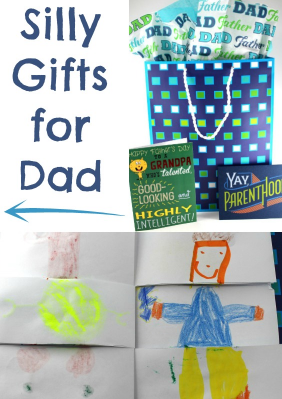 3 Silly Gifts for Dad
