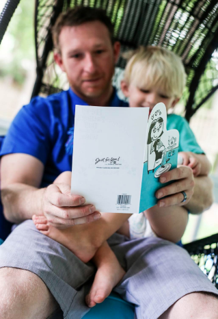 Treasure Hunt for Father's Day | Happily HughesTreasure Hunt for Father's Day | Happily Hughes