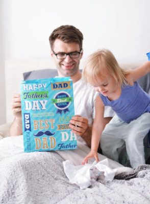 DIY Father's Day T-Shirts – Rachael Burgess