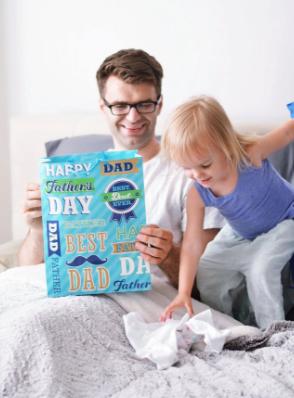 DIY Father's Day T-Shirts – Rachael Burgess