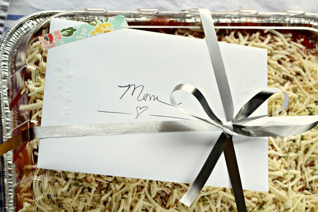 Zucchini Lasagna {Mother's Day Gift Idea}