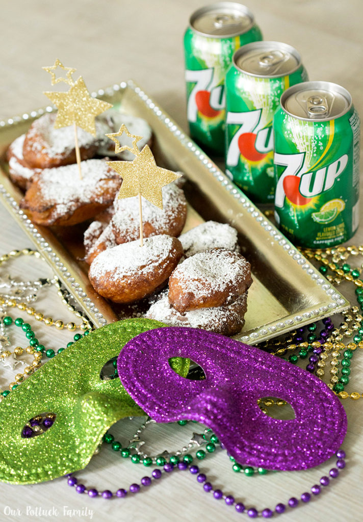 Quick and Easy Beignets for Mardi Gras – Our Potluck Family